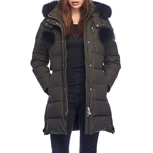 Moose Knuckles Paddockwood Parka Womens jas