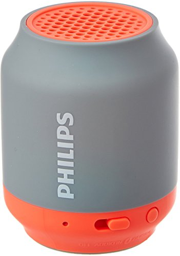 Philips BT50B Portable Wireless Bluetooth Speaker, Black