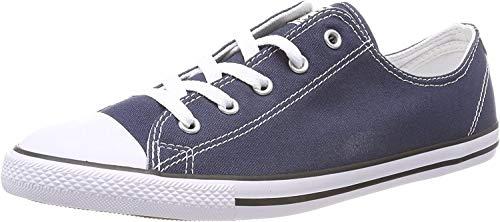 Converse Chuck Taylor Dainty C537649 Damen, Blau (Dunkelblau), Größe: 35,5 EU