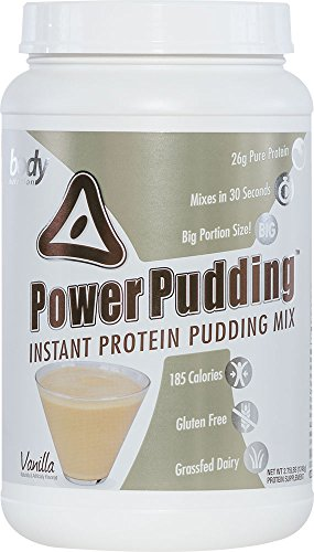 Sports Nutrition Pudding Snacks