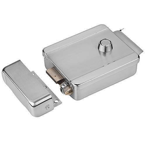 Elektronisch slot, digitale deurvergrendeling universele veiligheid elektrische slot elektrische controle deurslot voor deur toegang controlesysteem kit