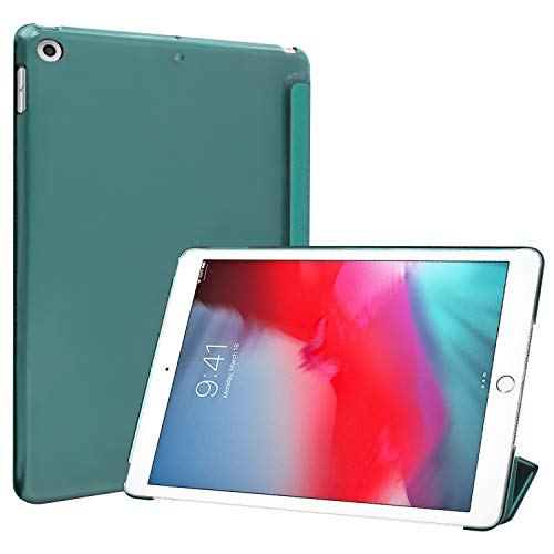 ProHülle iPad Mini 5 Ultra Dünn Smart Hülle, Leichte Stand Schutzhülle Shell mit Translucent Frosted Rückhülle für 7.9