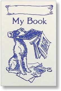 Saturn Press Letterpress Happy Dog Bookplates for Children Made in the USA