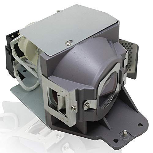 Original Bombilla Proyector P-VIP 240/0.8 E20.9n Compatible con BenQ W1070 W1070+ W1080 W1080ST W1080ST+ HT1075 HT1085ST W1300 W2000 W1110 HT2050 HT3050 W1400 W1500, 5J.J7L05.001 5J.J9H05.001 Lampara