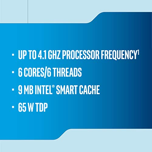 INTELインテルCorei59400F6コア/9MBキャッシュ/LGA1151CPUBX80684I59400F【BOX】【日本正規流通品】