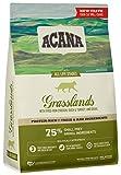 Acana Dry Cat Food, Grasslands, Chicken, Duck, Turkey, Fish, and Quail, 4lb