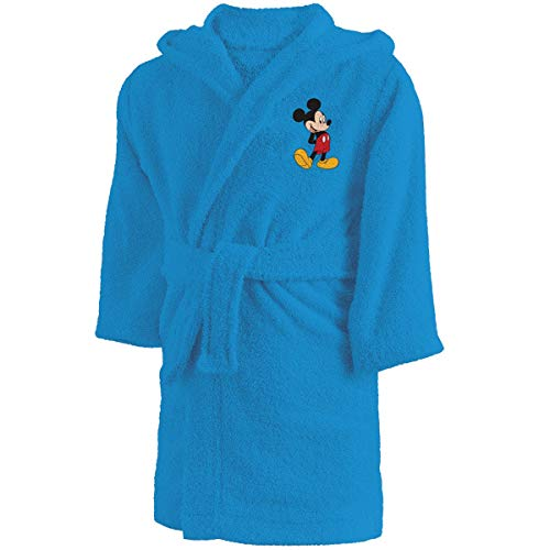 Disney Mickey Bademantel, Blau
