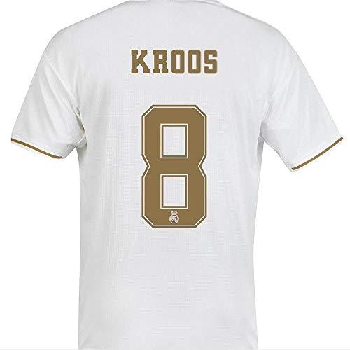 Camiseta De Fútbol Real Madrid  marca QAZW