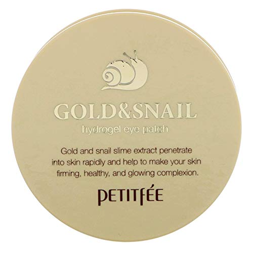 Gold & Snail Hydrogel Eye Patch (60 pcs) by Petitfee by Petitfee