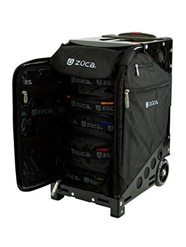Züca Pro Travel – der Koffer zum Sitzen (schwarz) - 6