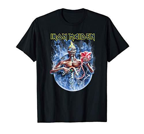 Iron Maiden - 7thSon Duo Maglietta