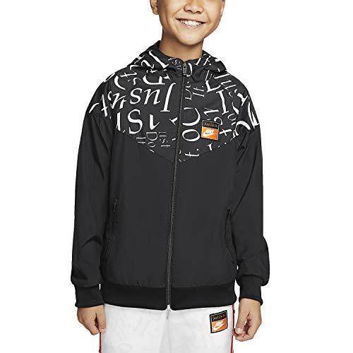 Nike Jungen Sport Jacket B NSW RTL JDIY WINDRUNNER, black, M, CK0958