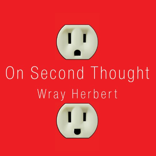 On Second Thought audiobook cover art