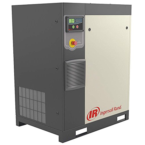 Ingersoll-Rand - R11I-A125/120-200-3 - 3-Phase 15 HP Rotary Screw Air...