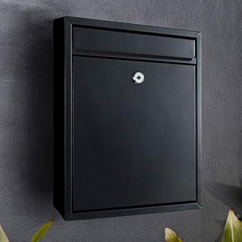 Sandleford Wall Mounted Locking Mailbox