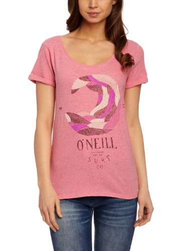 O'NEILL - T-Shirt - Femme - Violet (Camelia Ro) - FR : S (Taille Fabricant : S)