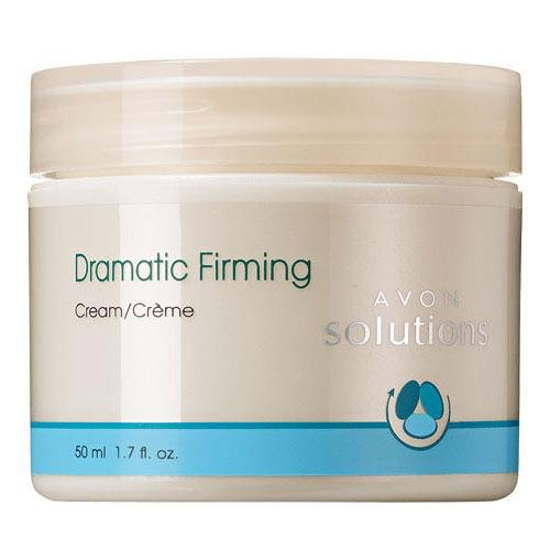 Avon Solutions Dramatic Firming Cream for Face and Throat 50ml 1.7oz
