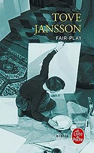 Fair-Play par Tove Jansson