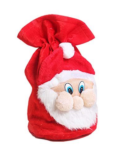 Fazeer Navidad Santa Sacos De Regalo Bolsas De Regalo Extra Grandes Bolsas...