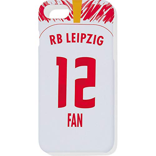 RB Leipzig Home iPhone 7/8 Handyhülle in weiß