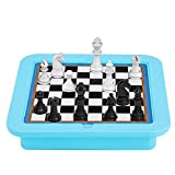 Metyere Table Games Chess 42 In 1 Set for Children Puzzle Game Kids Home Games Set