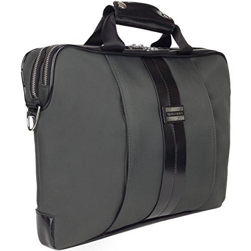 Vangoddy Melissa valigetta + borsa a tracolla per laptop e tablet (fino a 39,6cm VGMELISSA15GB)