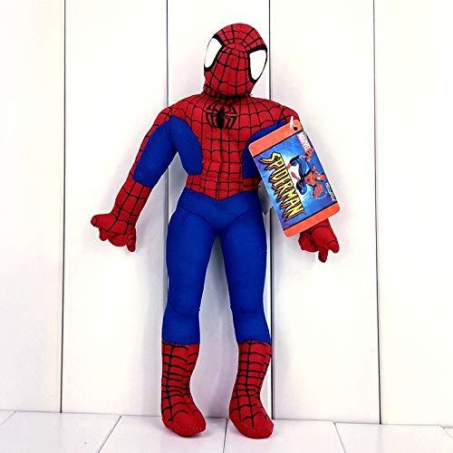 Plüsch-Spielzeug, 30 cm, Superhelden-Spider-Man, Plüsch-Spielzeug, Spiderman, Peter Parker, Spider-Man, Stoffpuppen mit Etikett, Plüschtier