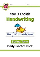 New KS2 Handwriting Daily Practice Book: Year 3 - Spring Term