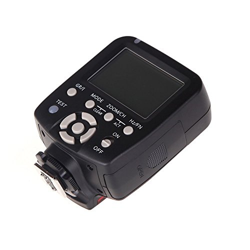 Yongnuo YN560-TX 16 Wireless Channel Manual Flash Controller for Canon Cameras, 328.08' Transmission Range, FSK 2.4 GHz Frequency