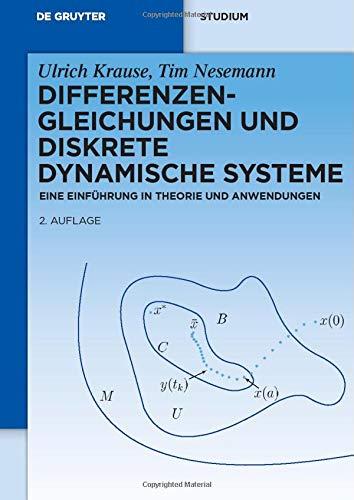 Differenzengleichungen und diskrete dynamische Systeme: Eine Einführung in Theorie und Anwendungen (De Gruyter Studium)