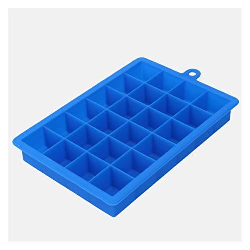 ShawnBlue DIY Ice Cube Molde Grid Forma Cuadrado Forma Helado De Helado De Figura De Figura De Patrón De Figura De Feliz Casa con Tapa De Cocina Accesorios (Color : 5)