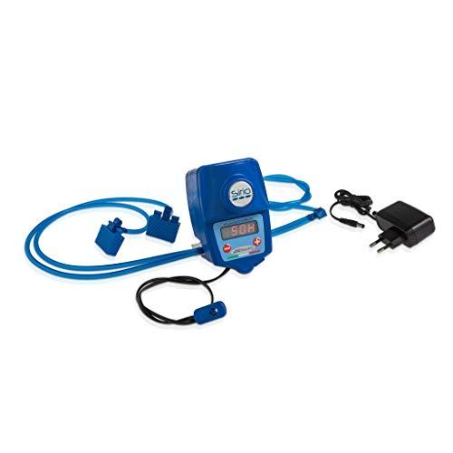 Borotto SIRIO - Patentierter professioneller Luftbefeuchter mit Hygrometer mit dynamischer Verdampfung - kompatibel mit allen Brutmaschinen