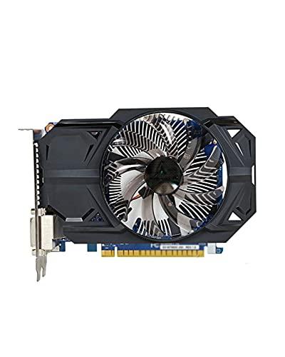 GUOQING Enfriador líquido Fit For GIGABYTE GTX 750 2GB D5 Tarjeta de Video GTX750 2GD5 128Bit GDDR5 Tarjetas gráficas Fit For nVIDIA Geforce GTX750