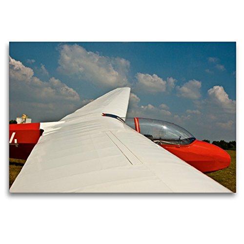 Calvendo Premium Lienzo 120 cm x 80 cm horizontal, la limpieza significa menor resistencia al viento, imagen sobre bastidor, imagen lista para lienzo auténtico, lienzo de impresión Sport