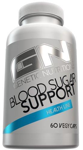 GN Laboratories Blood Sugar Support - Optimieren Sie Ihre Blutzuckerkontrolle und Ihre Insulinsensitivität - Garcinia Cambogia