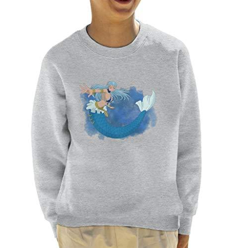 Cloud City 7 Fairy Tail Aquarius Kid's Sweatshirt