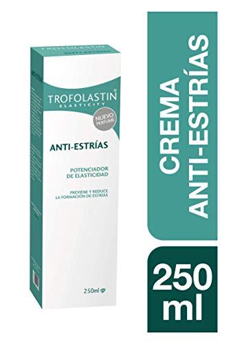 El mejor potenciador de elasticidad: Trofolastin crema antiestrías