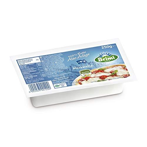 Mozzarella Filone 250 gr. - Brimi - Cento Latte Bressanone