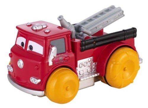 Mattel BGF18 – Disney Cars Deluxe Hydro Wheels Red pour la Baignoire