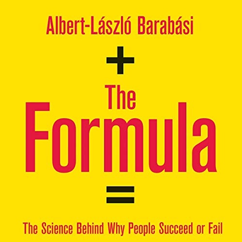 The Formula audiobook cover art