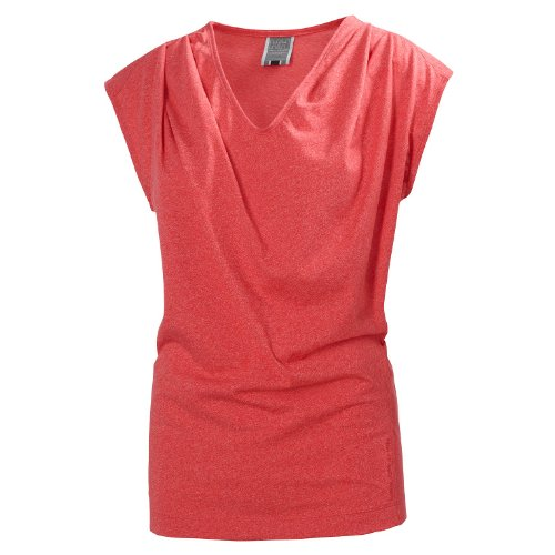 Helly Hansen Gaia T-Shirt Manches Courtes Femme, 236 Lake Purple, FR : L (Taille Fabricant : L)