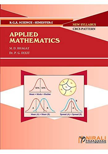 APPLIED MATHEMATICS (English Edition) eBook: M. D. Bhagat, Dr. P. G. Dixit: Amazon.es: Tienda Kindle