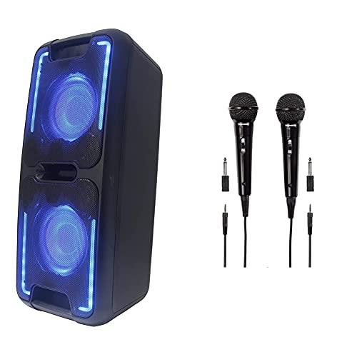 Reflexion PS08BT DJ Karaoke PA-Anlage,...