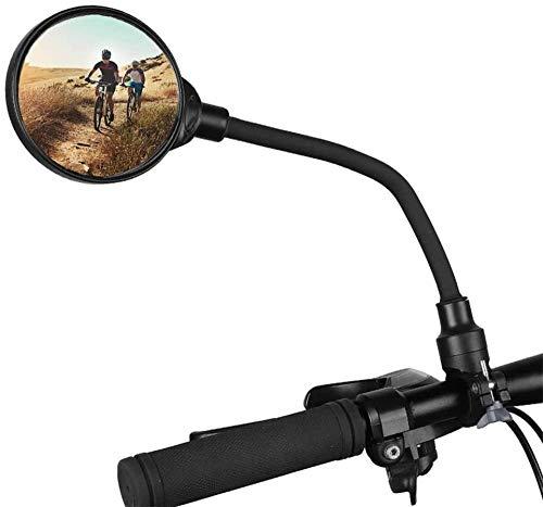 HDONG Espejo de Bicicletas Security Retroview Espejo Can Blindless Fase Creta