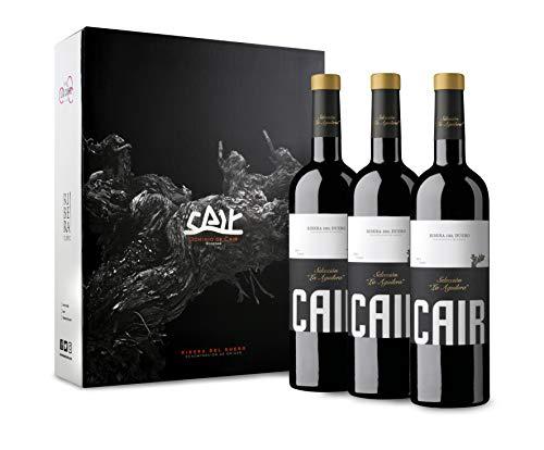 Cair Selección De La Aguilera Vino Tinto Dominio De Cair Estuche - 3 Botellas 750 ml