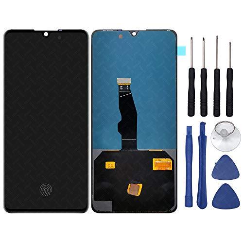 FTDLCD® 6,1 Zoll LCD Touch Screen Digitizer Scheibe Ersatz Display Einheit Bildschirm Assembly Reparatur für Huawei P30 + Werkzeug