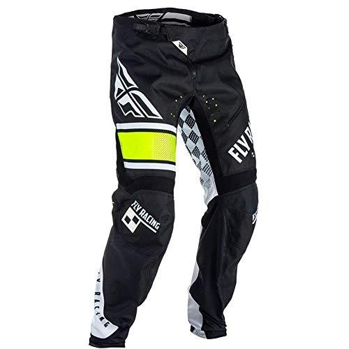 Fly Racing Kinetic Hose Kids MTB/BMX, rot-schwarz, 22, Kinder Dirtbike Dirtjump Mountainbike Pant