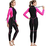 Best Women's Wetsuits - Flexel Wetsuit Women and Men 3mm Full Thermal Review