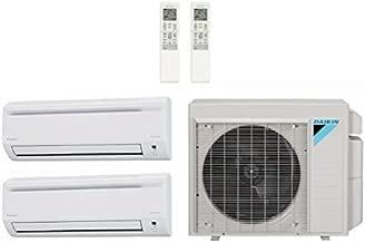Daikin 21,000 Btu 18.9 Seer Multi Zone Mini Split Heat Pump System (AC and Heat) - 9K-12K