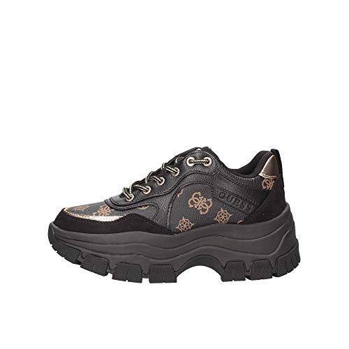 FL8BRYFAL12 Black Guess GUESS FOOTWEAR MAIN Sneakers Donna 37